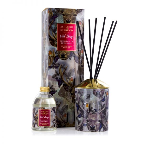 Wild Things Diffuser: Hirsch – der Monarch des Waldes –