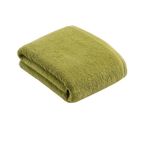 Vossen Vegane Frottierwaren - Farbe advocado - grün
